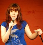 Barbara Holm at Comedy Underground